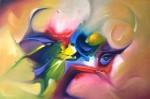 Obras de arte: America : Colombia : Santander_colombia : Bucaramanga : encuentros arcanos