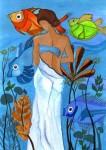 Obras de arte: America : Argentina : Buenos_Aires : La_Plata : Venus acuàtica