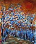 Obras de arte: Europa : Francia : Languedoc-Roussillon : beziers : JOUR D'AUTOMNE( dia de otoño)