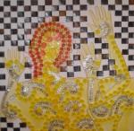 Obras de arte: Europa : España : Extremadura_Badajoz : badajoz_ciudad : Emoción sorpresa en Mujer.