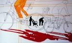 Obras de arte: Europa : Portugal : Lisboa : Parede : Utopia 17_REVISANDO EL FUTURO