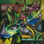 Obras de arte: America : Perú : Ucayali : PUCALLPA : Explosión formas y colores