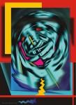 Obras de arte: America : Perú : Ucayali : PUCALLPA : Estudio con rostro de anciano