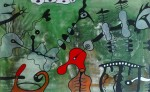 Obras de arte: Europa : España : Andalucía_Málaga : Ronda : Nubes mentales