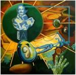 Obras de arte: America : Perú : Ucayali : PUCALLPA : Tributo al Gran Dólmen de Dalí