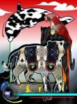 Obras de arte: America : Perú : Ucayali : PUCALLPA : Visión desde los tres hábitats