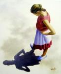 Obras de arte: Europa : España : Catalunya_Girona : olot : Esperando a Peter Pan