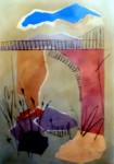 Obras de arte: Europa : España : Valencia : moncada : abstracto