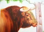 Obras de arte: Europa : España : Andalucía_Cádiz : el_puerto_de_santa_maria : El Toro