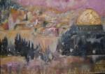 Obras de arte: Europa : Espa�a : Andaluc�a_M�laga : M�laga_ciudad : Jerusalem