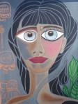Obras de arte: America : Argentina : Buenos_Aires : La_Plata : Autorretrato de una transmutaciòn