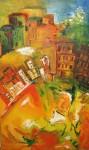 Obras de arte: America : Argentina : Buenos_Aires : Capital_Federal : Retrospectiva Naranja