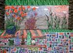 Obras de arte: America : México : Mexico_Distrito-Federal : Gustavo_A._Madero : ANTCMDR PART1 REPISA VENTANA Q DA AL  JARDIN TRASERO Y AL HERMOSO PAISAJE