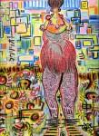 Obras de arte: America : México : Mexico_Distrito-Federal : Gustavo_A._Madero : psicodelia