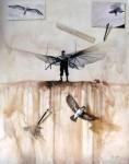Obras de arte: America : México : Jalisco : Guadalajara : el sueño de volar
