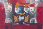 Obras de arte: America : Perú : Piura : Piura_ciudad : CARETAS