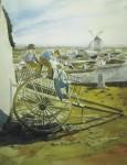 Obras de arte: Europa : España : Castilla_la_Mancha_Ciudad_Real : Ciudad_Real : Los