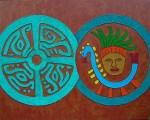 Obras de arte: America : México : Mexico_Distrito-Federal : Centro : La de la Falda de Serpientes