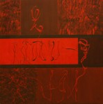 Obras de arte: America : México : Veracruz-Llave : Xalapa : Grados de separacion
