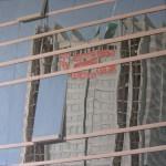 Obras de arte: Europa : España : Canarias_Santa_Cruz_de_Tenerife : Santa_Cruz_Tenerife : Reflejo ventana 2