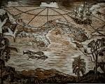 Obras de arte: America : Panamá : Panama-region : BellaVista : Panama