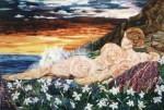 Obras de arte: Europa : España : Andalucía_Málaga : malaga : Venus de rosas