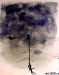Obras de arte: America : México : Nuevo_Leon : Monterrey : Pendiente de las nubes