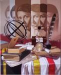 Obras de arte: America : Argentina : Cordoba : Cordoba_ciudad : en las miradas de ana