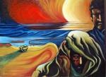 Obras de arte: Europa : España : Catalunya_Tarragona : Valls : El fin de un sueño
