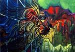 Obras de arte: Europa : España : Catalunya_Tarragona : Valls : Los Orígenes de la Guerra