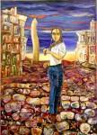 Obras de arte: America : Argentina : Buenos_Aires : Ciudad_de_Buenos_Aires : LA RIQUEZA INTERIOR
