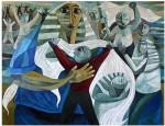 Obras de arte: America : Perú : Lima : miraflores : por la paz latinoamericana