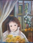 Obras de arte: America : Argentina : Buenos_Aires : Ascension : La niña