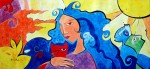 Obras de arte: America : Brasil : Sao_Paulo : Sao_Paulo_ciudad : andruchak - musa