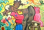 Obras de arte: America : Brasil : Sao_Paulo : Sao_Paulo_ciudad : andruchak - dandara