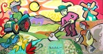 Obras de arte: America : Brasil : Sao_Paulo : Sao_Paulo_ciudad : andruchak - agricultor