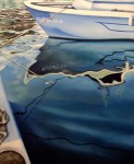 Obras de arte: Europa : Pa�ses_Bajos : Noord-Brabant : Eindhoven : fish boat