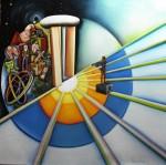 Obras de arte: America : Colombia : Santander_colombia : Bucaramanga : PIN CON DOLMEN