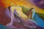 Obras de arte: America : Chile : Region_Metropolitana-Santiago : Santiago_de_Chile : arcoiris emocional