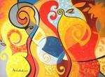 Obras de arte: America : Brasil : Sao_Paulo : Sao_Paulo_ciudad : andruchak - arabesco