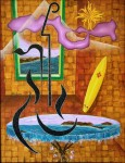 Obras de arte: America : Brasil : Sao_Paulo : Sao_Paulo_ciudad : SURF MUSIC