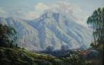 Obras de arte: America : Venezuela : Miranda : Caracas_ciudad : Avila - Caracas
