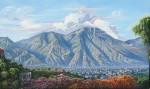 Obras de arte: America : Venezuela : Miranda : Caracas_ciudad : Avila - Valle A.