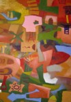 Obras de arte: America : Perú : Lima : chosica : AYLLU