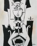 Obras de arte: America : Cuba : Ciudad_de_La_Habana : miramar_playa : LP. 38.