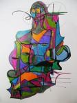 Obras de arte: America : Argentina : Rio__Negro : Bariloche : el extraño mundo del no ser