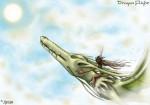 Obras de arte: Europa : España : Castilla_y_León_Burgos : burgos : Vuelo en Dragon