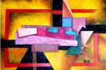 Obras de arte: America : Colombia : Santander_colombia : Bucaramanga : Camino de la Vida