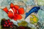 Obras de arte: America : Colombia : Santander_colombia : Bucaramanga : Peces 1