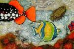 Obras de arte: America : Colombia : Santander_colombia : Bucaramanga : Peces 3